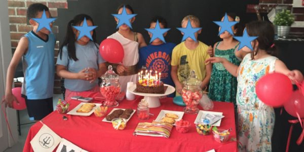 Formule anniversaire enfant tout inclus.