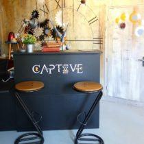 comptoir captive live escape game