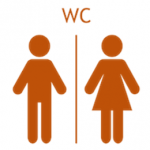 icone toilettes wc